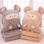 卡卡鼠抱枕、抱枕被3用