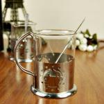 玻璃茶水杯开业礼品婚庆回礼