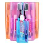 旅行洗漱套装:牙膏,牙刷套装