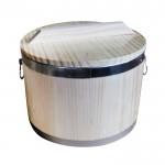 可泡水木桶饭木桶
