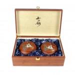 陶瓷粗淘茶叶罐