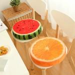 可拆洗水果靠坐垫抱枕