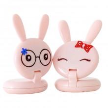 兔子折叠手电灯