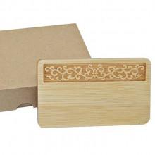 竹木名片夹