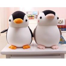 可爱呆萌企鹅公仔布娃娃玩偶