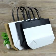 时尚服装纸袋 异形手提纸袋
