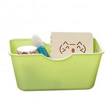 卡通桌面杂物收纳盒/置物篮