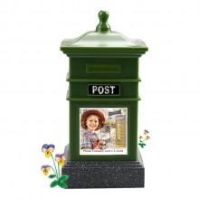 方形邮政筒钱罐