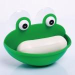青蛙吸盘皂