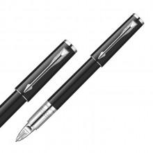 精英丽雅黑白夹超滑笔(标准装)