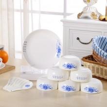 青花瓷 韩式碗套装