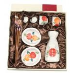 礼品碗筷套装 日式餐具套装 餐具礼盒装  可定制LOGO