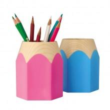 创意铅笔式多功能笔筒