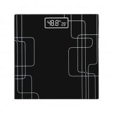 智能健康秤体重秤  测温语音多功能电子称体重秤