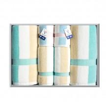 浴巾2条+面巾2条+方巾2条