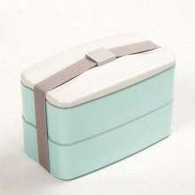 时尚PP塑料分格饭盒