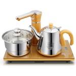 定制茶具 定制logo 家用电茶炉 消毒断电热水壶 茶具