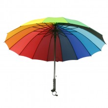 彩虹伞订制LOGO