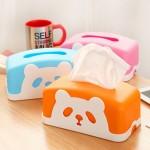 定制纸巾盒 可爱动物卡通纸巾盒
