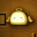 led灯 插电小夜灯光控小夜灯 可定制logo