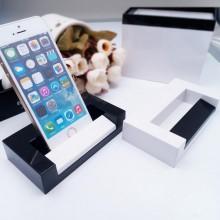 创意手机座 塑料手机手机架 方形