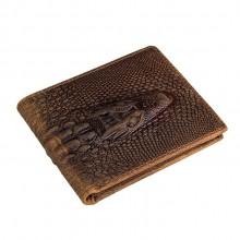 复古横款钱包