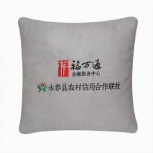 抱枕抱枕被农村信用社定制