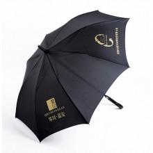 房地产长柄自动商务伞