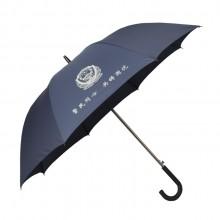 广告伞 直柄伞  企业礼品伞  公安定制案例