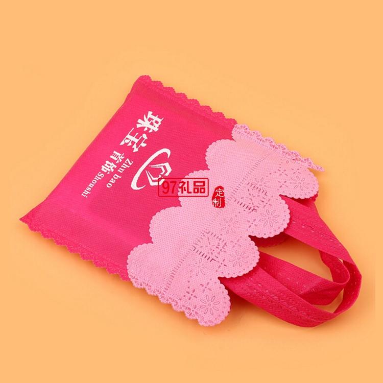 六喜珠宝定制首饰袋 布袋 手提袋