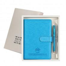 记事本子笔礼品套装笔记本文具礼盒会议送礼定制LOGO