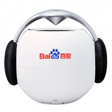 BAIDU百度定制logo版   蓝牙音箱  商务礼品订做