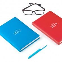 日程计划本2016商务效率手册日历创意笔记本定制