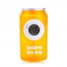 可乐鑵水能时钟