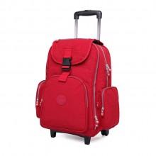 双肩拉杆箱旅行包商务拉杆包多用型