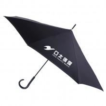 亚太传媒定制伞 反向遮阳伞 晴雨伞可订做LOGO