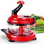 手动绞肉机多功能切菜器碎菜机器饺子绞馅机料理机
