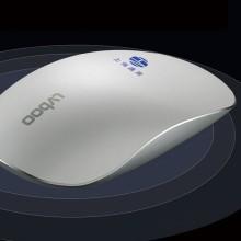 上海通周机械定制鼠标 无线鼠标金属触控商务多点触摸鼠标 可定制logo