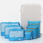 6件套旅行收纳包洗漱包
