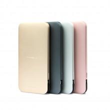 mipow苹果授权mfi认证移动电源6s/7plus麦泡超薄充电宝