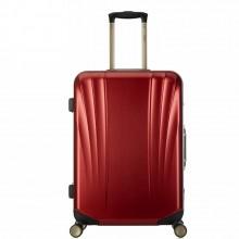 奥凯盛新款铝框拉杆箱万向轮旅行箱20寸密码箱男女登机箱潮