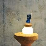 蘑菇灯 iPhone手机移动电源 台灯 迷你便携小夜灯