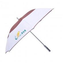 铝合金高尔夫伞加印LOGO长柄广告伞