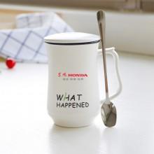 创意陶瓷杯 新款马克杯 东风汽车定制案例