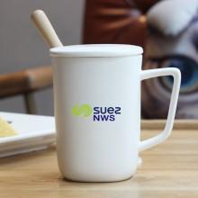 创意陶瓷杯  新款马克杯 上海升达定制案例