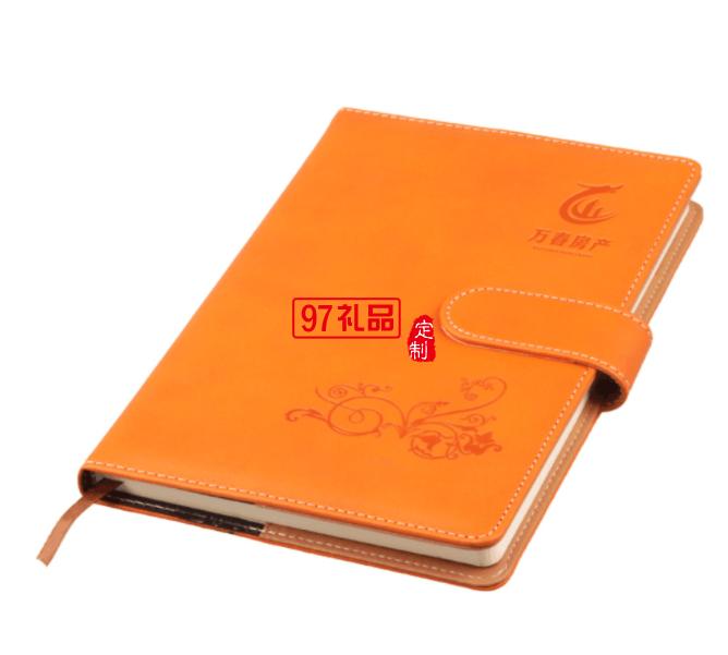 B5精致缝线笔记本可定制logo
