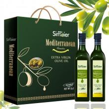 地中海甘露橄榄油礼盒
