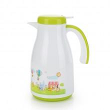 新款大容量欧式咖啡壶 家用保温壶热水瓶玻璃内胆真空保温瓶