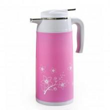 大容量办公家用保温壶暖瓶  便携咖啡壶 玻璃内胆热水瓶可做logo