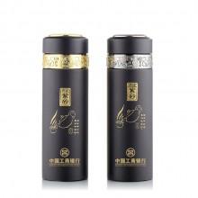 中国工商银行定制 不锈钢保温杯紫砂杯 商务赠品   可定制LOGO